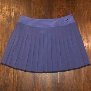 Nike Dri Fit Pleated Tennis Skirt